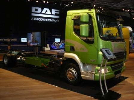 The DAF LF Hybrid 2011 Tonner | A TruckLocator Review | Truck