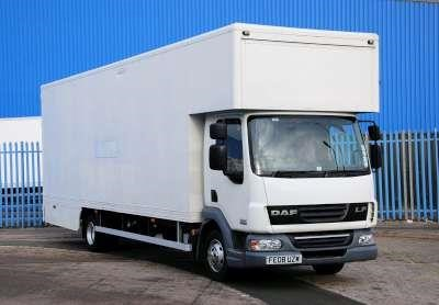 The Miserly DAF LF45 160 | A TruckLocator Review | Truck