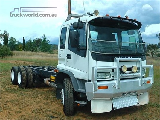 2000 isuzu fvd 950 cab chassis truck for sale inland trucks and
