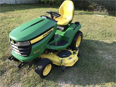 Riding Lawn Mowers Auction Results In Sealy, Texas - 240 Listings