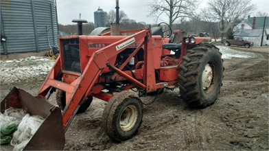 ALLIS-CHALMERS 185 Auction Results - 32 Listings