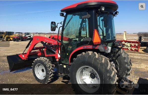 2015 MAHINDRA 3550 HST For Sale In Osage, Iowa