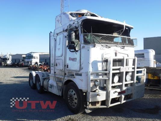 1999 Kenworth K104 Aerodyne Universal Truck Wreckers - Wrecking for Sale