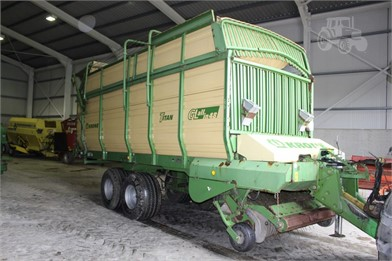 KRONE Forage Wagons For Sale - 11 Listings   TractorHouse