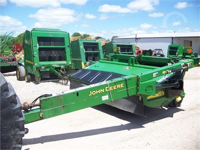 John Deere Farm Equipment Online Auction Results - May 9