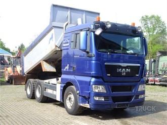 MAN TGX26.540