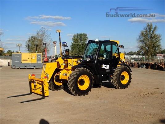 2018 Jcb 535-95 Forklifts for Sale