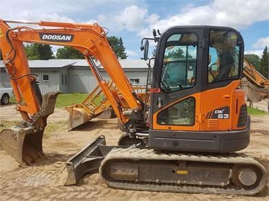 DOOSAN Crawler Excavators For Sale In Canada - 28 Listings