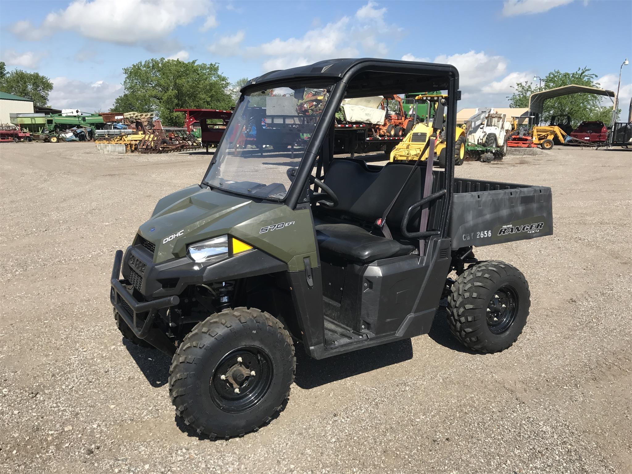 Polaris Ranger 570 >> 2015 Polaris Ranger 570 Efi For Sale In Farmersville Texas