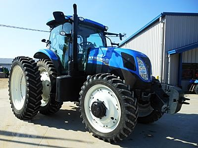2015 NEW HOLLAND T7 210 For Sale In Vermillion, Minnesota
