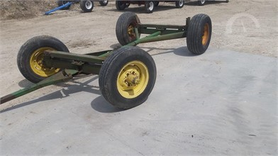 John Deere Farm Equipment Online Auction Results - May 23, 2018