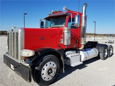 PETERBILT 388 Conventional Day Cab Trucks Auction Results - 12