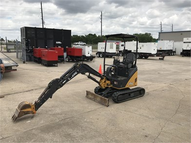 Deere Construction Equipment Auction Results In Pearland