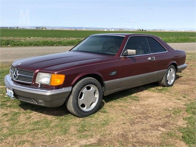 Mercedes-Benz Coupes Cars Auction Results - 1 Listings
