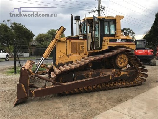 2003 Caterpillar D6R LGP Heavy Machinery for Sale