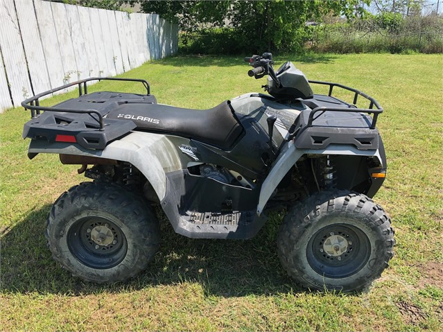 Lot # 8127 - 2014 POLARIS SPORTSMAN 400