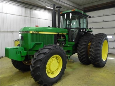 JOHN DEERE 175 HP To 299 HP Tractors Auction Results - 1128