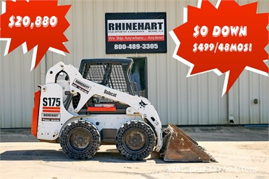 Skid Steers For Sale In Rome, Georgia - 352 Listings