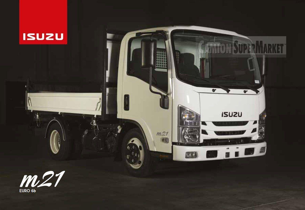 Isuzu M21 used