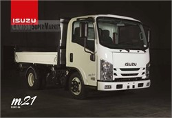 ISUZU M21  used