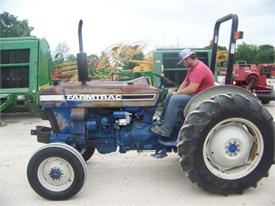 FARMTRAC Tractors Auction Results - 95 Listings