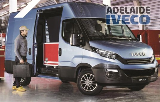 Iveco Daily 35S13V 12M3