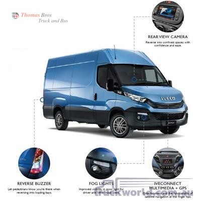 Iveco Daily 35S13V 18M3