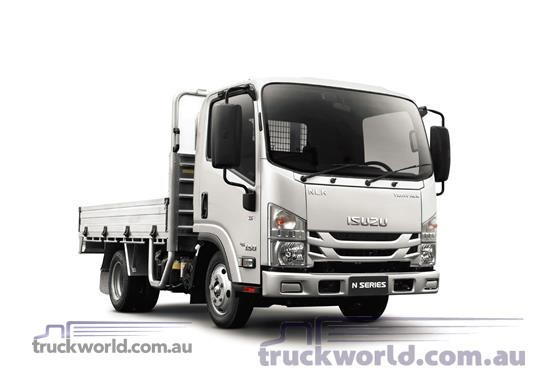 Isuzu NLR 45-150 SWB Premium Traypack