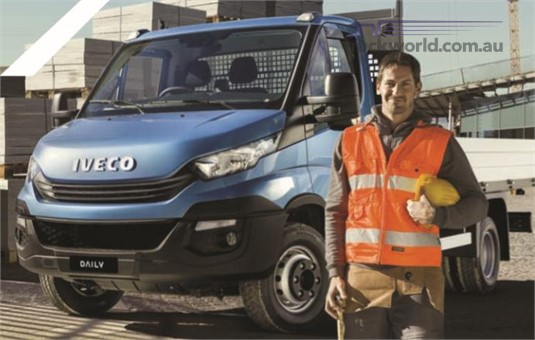 Iveco Daily 50C17 Cab 3000mm