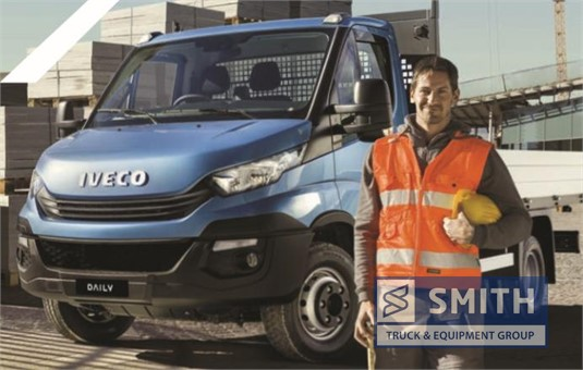Iveco Daily 50C17 Cab 4100mm