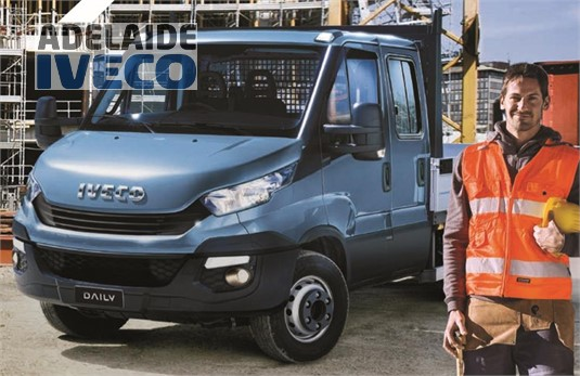 Iveco Daily 50C17 Dual Cab 3750mm