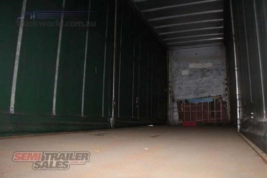 1998 Freighter Drop Deck Curtainsider - Truckworld.com.au - Trailers for Sale