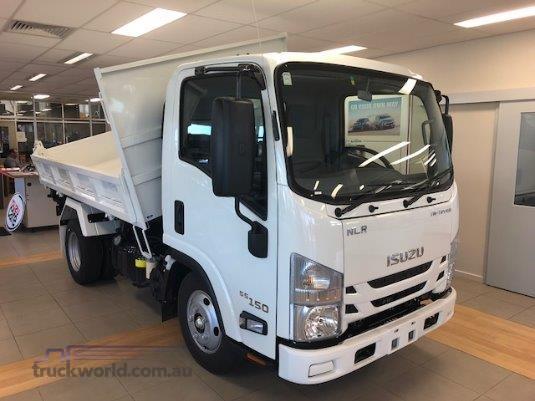 2018 Isuzu NLR 55 150 Tri Tipper South West Isuzu - Trucks for Sale