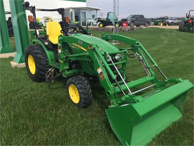 Less Than 40 HP Tractors Online Auction Results - 2298