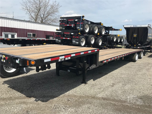 Step Deck Trailer >> 2019 Fontaine Steel 48ft Stepdeck For Sale In Aurora Illinois