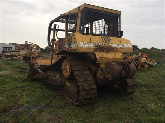 0 Caterpillar D6H Heavy Machinery for Sale