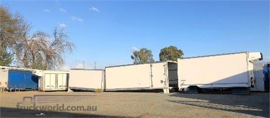 Truck Body Pantech Body - Truck Bodies for Sale