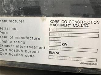 KOBELCO SK210 LC