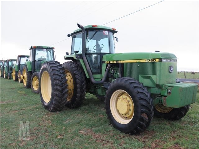 1994 JOHN DEERE 4760 For Sale In Merrill, Oregon