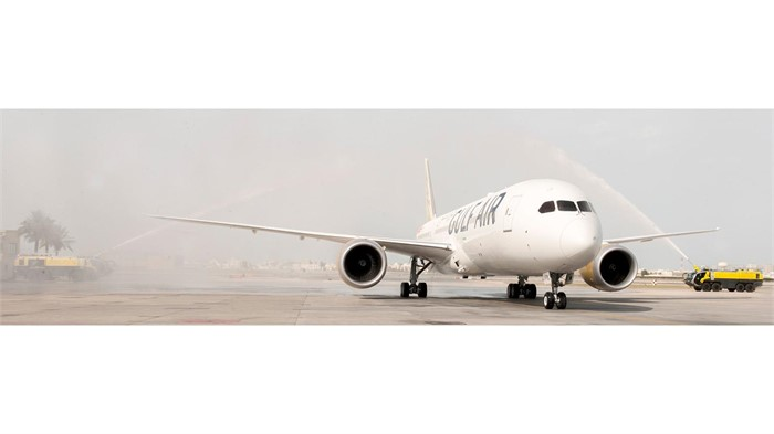 Bahrain's Gulf Air Takes Delivery Of Its First Boeing 787