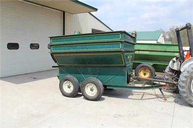 GRAIN-O-VATOR Farm Equipment Auction Results - 31 Listings