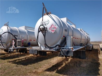 Crude Oil Tank Trailers For Sale In Montana - 4 Listings