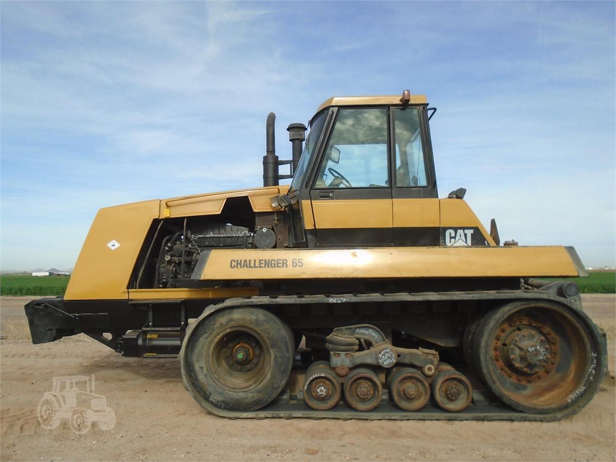 1990 Cat Ch65 For Sale In Buckeye Arizona Tractorhouse Com