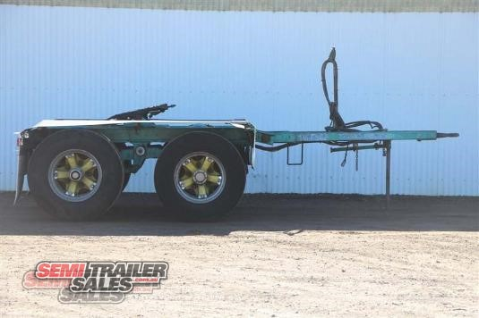 2010 Price Transport Equipment Dolly Semi Trailer Sales - Trailers for Sale