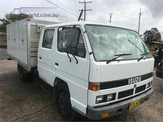 1991 Isuzu NPR 300 - Truckworld.com.au - Trucks for Sale