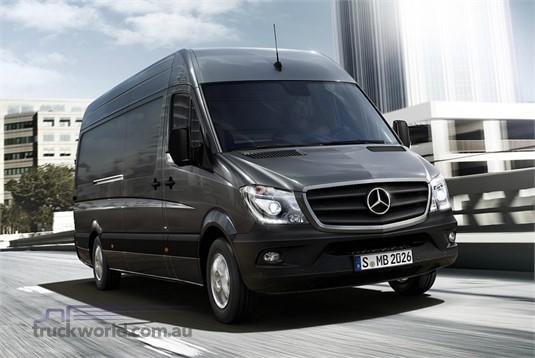 Mercedes Benz Sprinter 313 Cdi Mwb High Roof