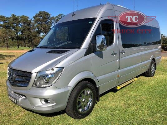 2016 Mercedes Benz Sprinter Truck City - Light Commercial for Sale