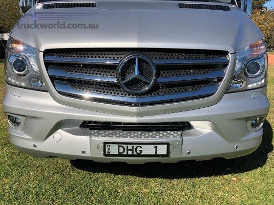 2016 Mercedes Benz Sprinter - Truckworld.com.au - Light Commercial for Sale