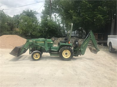 JOHN DEERE 855 Auction Results - 14 Listings | AuctionTime