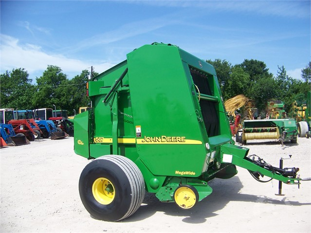 AuctionTime com | JOHN DEERE 567 Auction Results